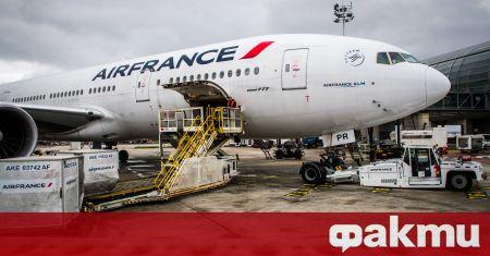 Френските народни представители гласуваха спиране на някои вътрешни полети в