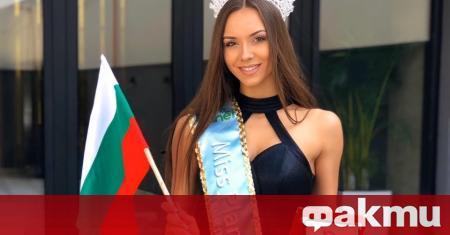 Пълна отличничка е Мис България 2018 Теодора Мудева. Най-красивата българка