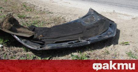Тежко пътно-транспортно произшествие е възникнало в неделя в Девня, съобщиха