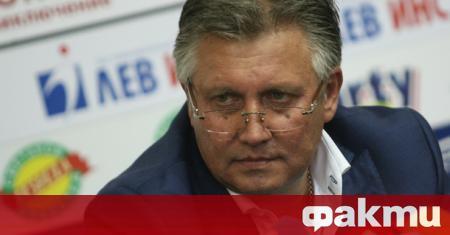 Собственикът на Локо (София) Иван Василев ще търси компенсация от
