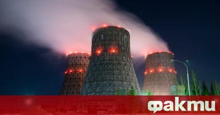 Калининската АЕЦ е произвела 2,36 милиарда киловатчаса електроенергия през изминалия