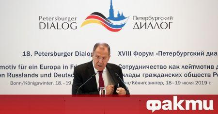 Реакцията на западните страни на новината за завръщането на Алексей