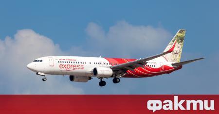 Самолет на Air India Express с близо 200 души на