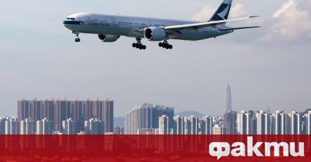 """""""Еър Чайна"""" възстанови полетите между град Чънду, административния център на"""