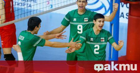 Националният отбор на България за юноши под 17 години се
