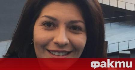Коментар на Севдалина Арнаудова във