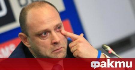 Bаскетболният треньор на Левски Лукойл - Тити Папазов, ще влезе