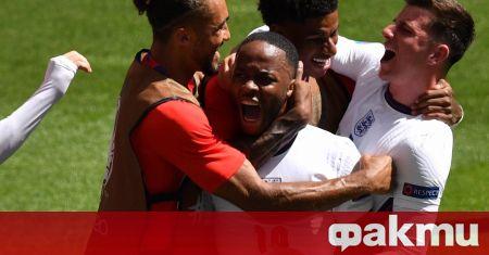 Националният отбор на Англия записа много добра победа на старта