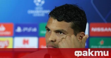 Агентът на Тиаго Силва Пауло Тонието призна, че неговият клиент