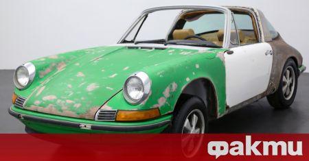 Повечето класически Porsche-та, а и не само, държат добра цена