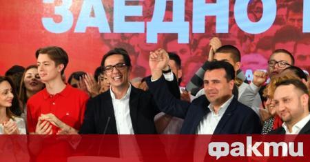Президентът на Северна Македония ще връчи мандат на Зоран Заев