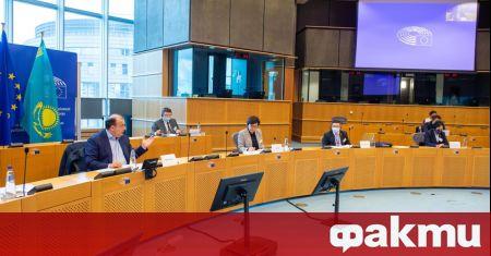 Депутатите от парламента на Република Казахстан взеха участие в редовното