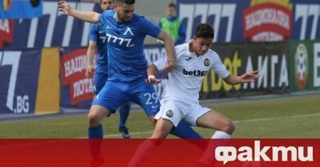 Талантът на Славия Филип Кръстев бе награден за футболист №1