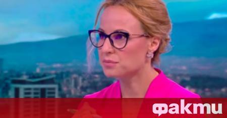 """Водещата от bTV Мария Цънцарова вече е в предаването """"120"""