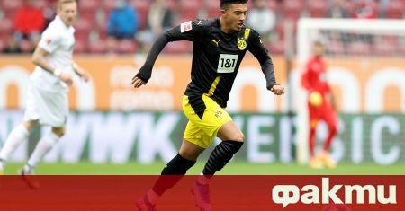 Манчестър Юнайтед иска да привлече Джейдън Санчо от Борусия Дортмунд