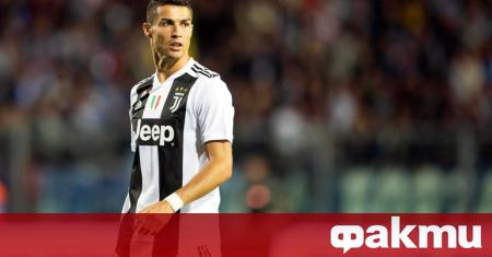 Кристиано Роналдо е предложен на Барселона, тъй като Ювентус гледа