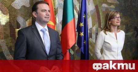 Решението на България не ме разочарова. Това заяви македонският външен