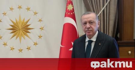 На среща в Истанбул между президента на Турция Реджеп Тайип