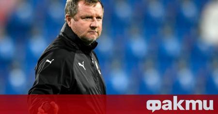 Футболният съюз на Словакия възнамерява да смени селекционера на националния