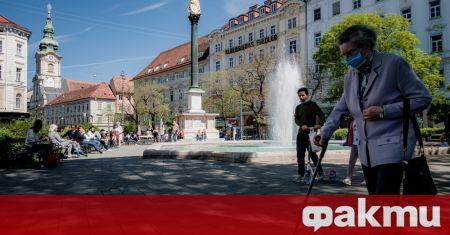 Австрийските власти взеха решение за разхлабване на мерките във връзка