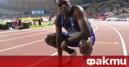 Звездата на леката атлетика Крисчън Коулман ще пропусне олимпийските игри