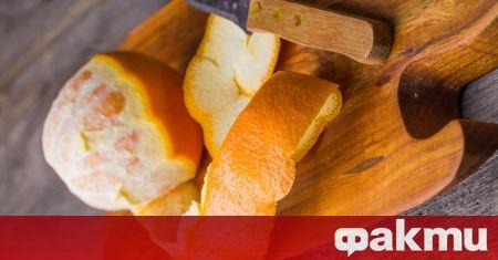 Кората от портокала е незаменима в ежедневието, медицината и козметиката.