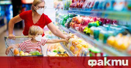 Общият индекс на цените на храните през януари е нараснал