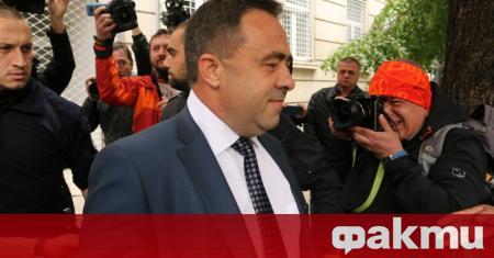 Повдигнаха обвинение на заместник-министъра на околната среда и водите Красимир