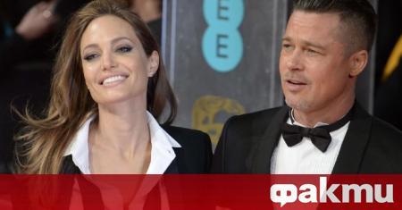 Брад Пит и Анджелина Джоли са в приятелски съвместно-родителски отношения