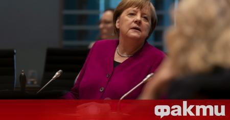 Германският канцлер Ангела Меркел няма да присъства физически на годишната