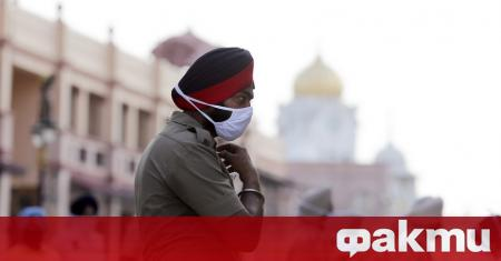 Шестото място брой на смъртни случаи от коронавирус в света