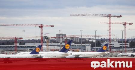 Управителният съвет на най-голямата европейска авиокомпания одобри условията на Европейската