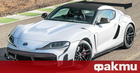 Най-бързата серийна версия на Toyota Supra с индекс GRMN ще