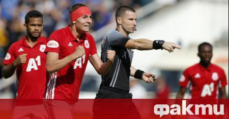 ЦСКА има неубедителен баланс в мачовете си, водени от Георги