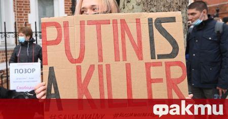 Русия не се занимава с убийства на политически опоненти, това