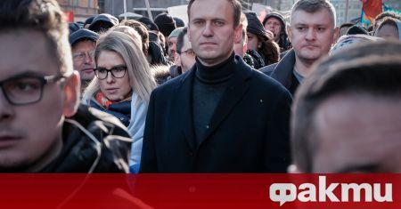 Евродепутатите присъдиха на руския опозиционен политик и активист за борба