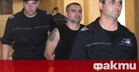 След осем години в затвора криминалният герой Тихомир Георгиев -