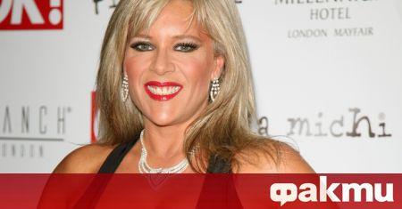 Британската певица и модел Саманта Фокс, 54-годишна, стана популярна през