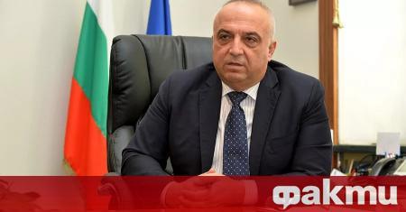 Председателят на Комисията за регулиране на съобщенията (КРС) Иван Димитров