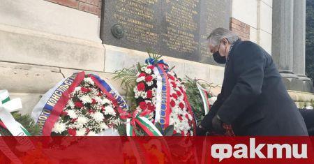В деня на 143-та годишнина от освобождението на Плевен от