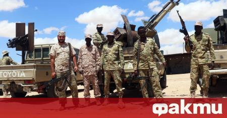 Русия не планира да създаде военна база в Либия, заяви