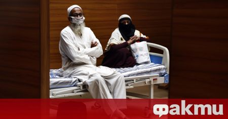 Бангладеш съобщи за още 94 смъртни случая от коронавирус, което
