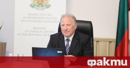Министърът на външните работи Светлан Стоев подчерта ключовата роля на