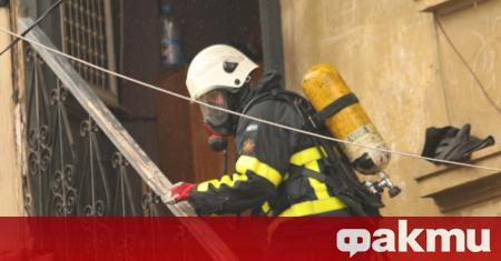 Жена е загинала при пожар във Велико Търново. Инцидентът е