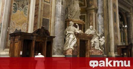 Ватиканът е възприел бизнес кодекс, който установява правилата за обществените