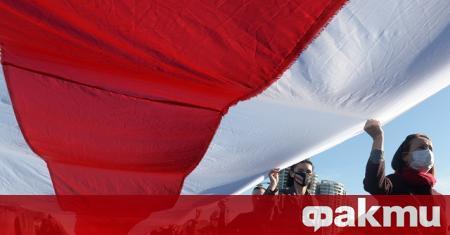 Беларуски правозащитници съобщиха за 234 задържани участници в протестните акции,