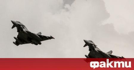Военновъздушните и военноморските сили на Обединеното кралство са увеличили драстично