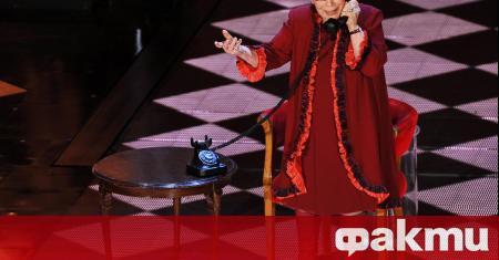 На 100-годишна възраст в Рим почина известната италианска актриса Франка