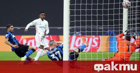 Реал (Мадрид) стабилизира осезаемо позициите си в група В на