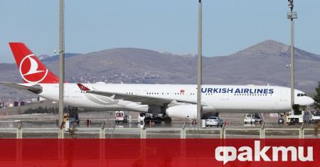 Турция ще поднови полетите си до България от 10 юни,